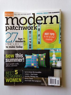 Cover Small  ModPatch Summer 2014