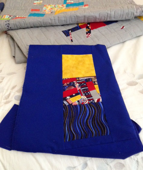 Next for quilting 9-9-14